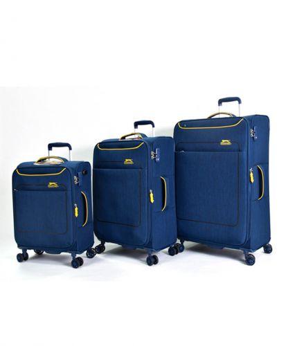סט מזוודות שלזינגר דגם מונטריאול - Slazenger MONTREAL