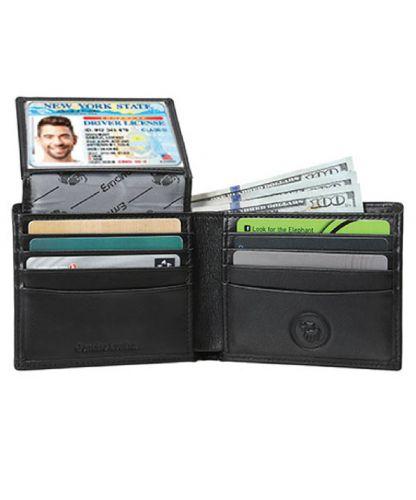 ארנק מעור לגבר דגם ג'ואי RFID