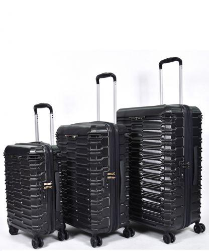 סט מזוודות שלזינגר קופנהגן - Slazenger COPENHGEN