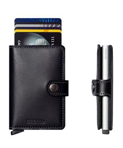 ארנק אלומיניום  Mini Wallet